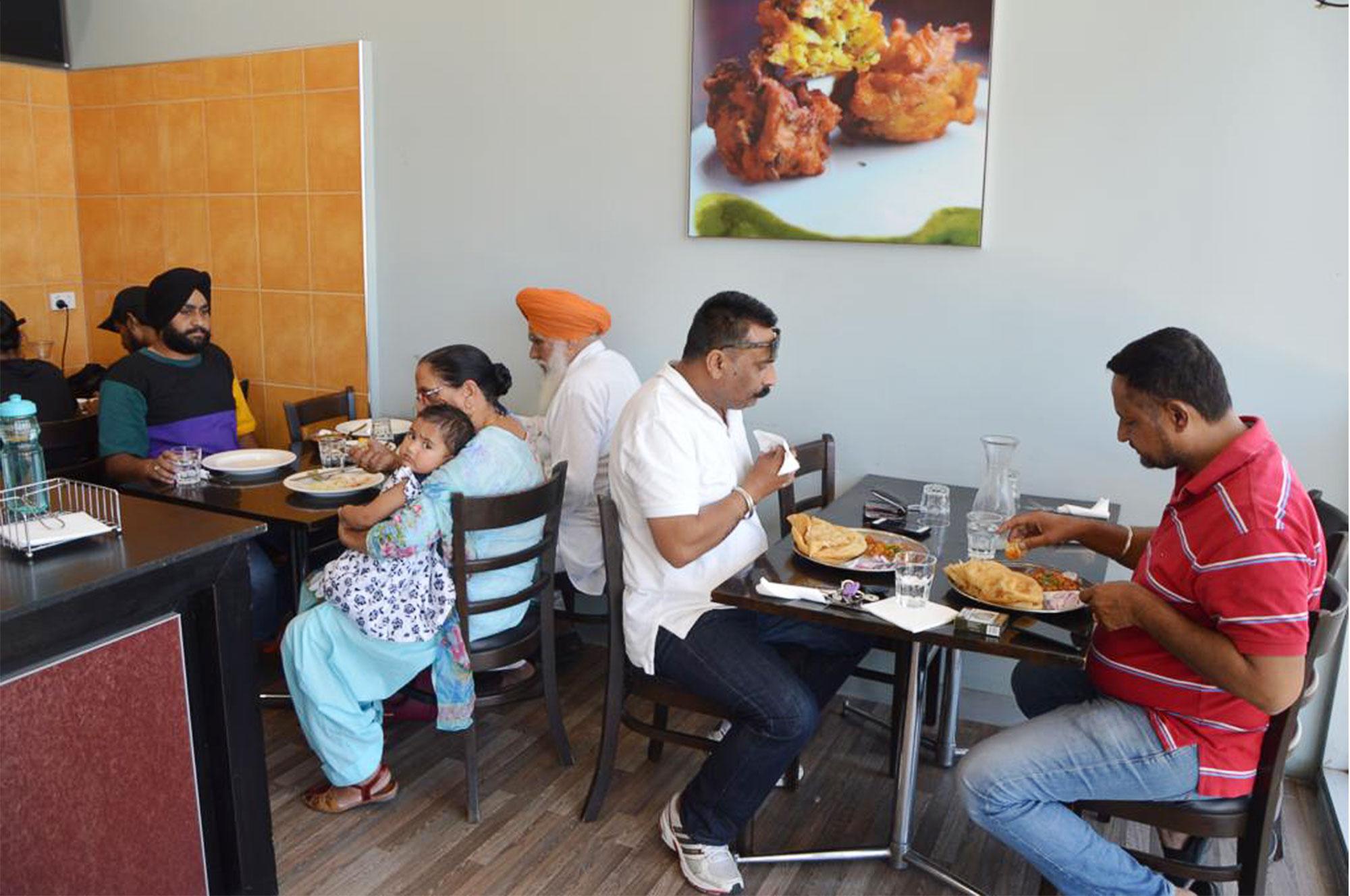 Indian restaurant in Mernda